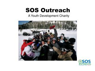 SOS Outreach  A Youth Development Charity