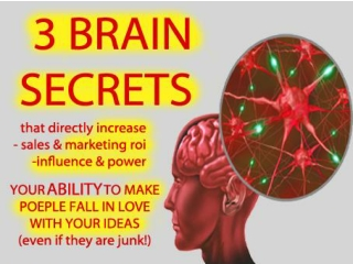 3 Mind & Brain MANIPULATION Secrets