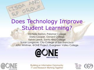 Does Technology Improve Student Learning?