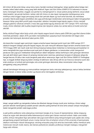 3 Metode Simpel Buat Menang Memainkan Daftar Agen Judi Slot Online JOKER123 Yg Efektif