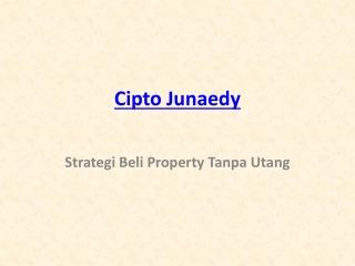 Cipto Junaedy Presentation