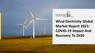 APAC Wind Electricity Market Trends Forecast 2021-2025
