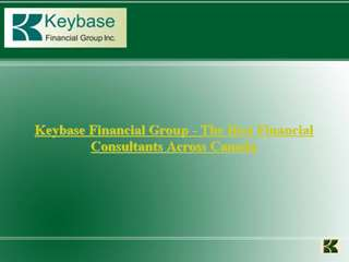 Keybase Financial Group Inc.