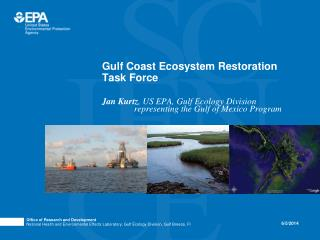 Gulf Coast Ecosystem Restoration Task Force