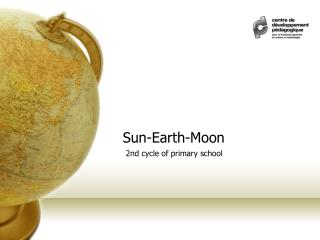 Sun-Earth-Moon