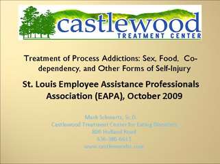 Castlewood - Eating Disorder Residential Treatment Center