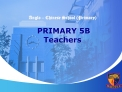 Anglo – Chinese School (Primary) PRIMARY 5B Teachers