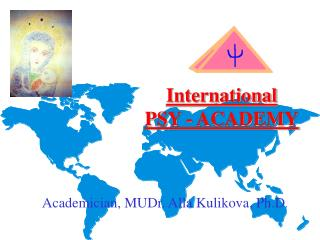 International  PSY - ACADEMY