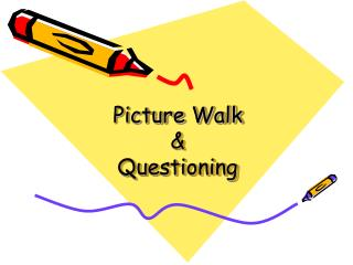 Picture Walk & Questioning