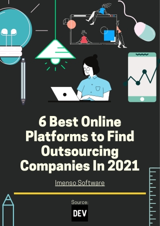 6 Best Online Platforms to Find Outsourcing Companies In 2021