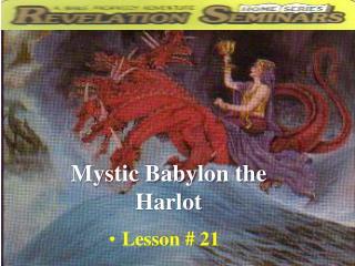 Mystic Babylon the Harlot
