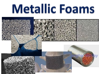 Processes Used to Form Metallic Materials