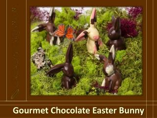 Gourmet Easter Chocolate | Gourmet Chocolate Easter Bunny