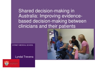 LESSONS LEARNED IN THREE DECADES OF BEHAVIORAL INTERVENTION RESEARCH   A CASE-BASED APPROACH