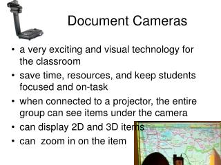 Document Cameras