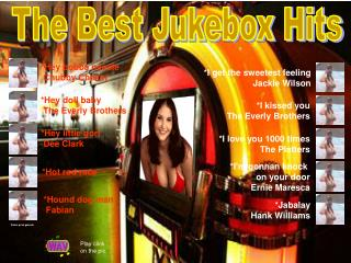 The Best Jukebox Hits
