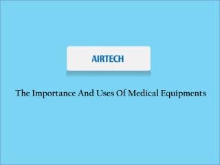 Hospital Medical Equipment Supplier