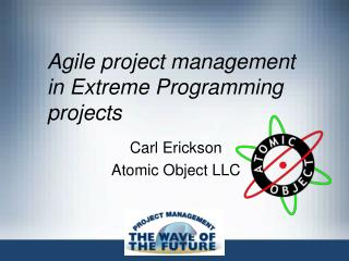 Agile project management in Extreme Programming projects