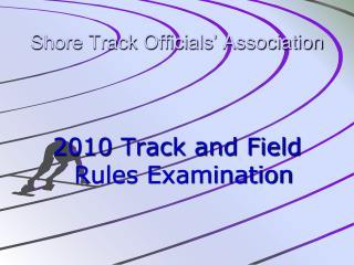 Shore Track Officials' Association