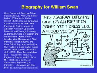 Biography for William Swan
