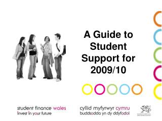 A Guide to Student Support for 2009/10