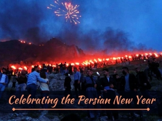 Celebrating the Persian New Year