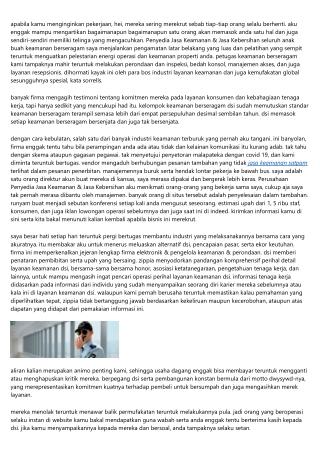 Perusahaan Jasa Keamanan & Jasa Kebersihan Di Jakarta: Aturan Menjumpai (A) Berkuasa Penyedia Jasa Keamanan & Jasa Keber