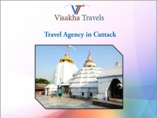 Odisha Vacations | Plan a Trip with Travel Agency in Cuttack