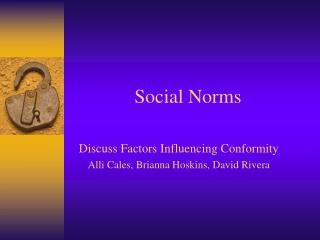 the effects of social norms on 5 rachel dickie, susan rasmussen, rachel cain, lynn williams, william mackay, the effects of perceived social norms on handwashing behaviour in students.