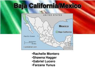 Baja California/Mexico