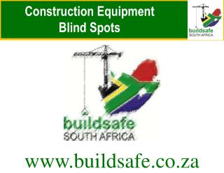 Construction Equipment  Blind Spots
