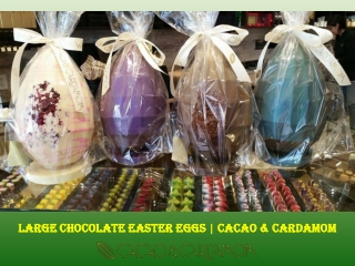 Easter Large Chocolate Eggs| Easter Chocolate In The USA