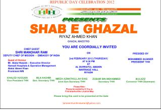 REPUBLIC DAY CELEBRATION 2012