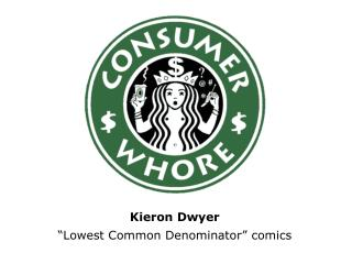Kieron Dwyer  Lowest Common Denominator  comics