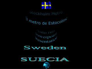 Sweden SUECIA