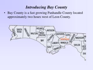 Introducing Bay County