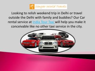 Best Rent A Car In Delhi
