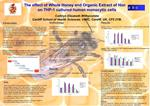 The effect of Whole Honey and Organic Extract of Honey on THP-1 cultured human monocytic cells  Cathryn Elizabeth Withyc
