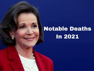 Notable deaths in 2021