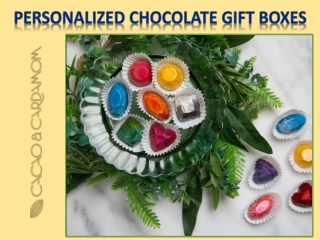 PersonalizedChocolateGift Boxes | Mother's Day Gifts Ideas