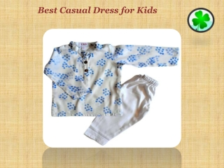 Best Casual Dress for Kids