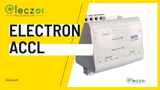 Buy Electron Electrical Products at Online in India  Eleczo.com