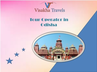 Book an Adventure Holidays with Tour Operator in Odisha