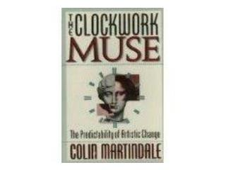 The Muse and the Clockwork in the Clockwork Muse