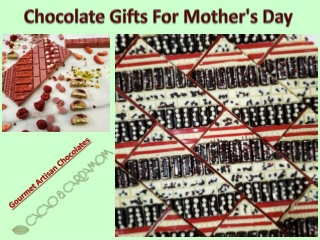 Mother's Day Gifts To Send -Chocolate Gifts For Mother's Day