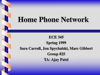 Home Phone Network