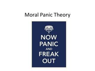 Moral Panic Theory