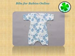 Bibs for Babies Online