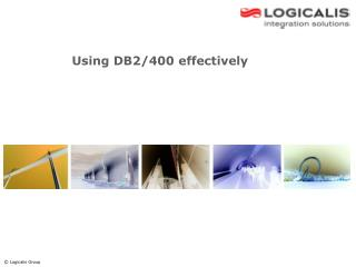 Using DB2/400 effectively