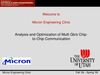 Micron Engineering Clinic
